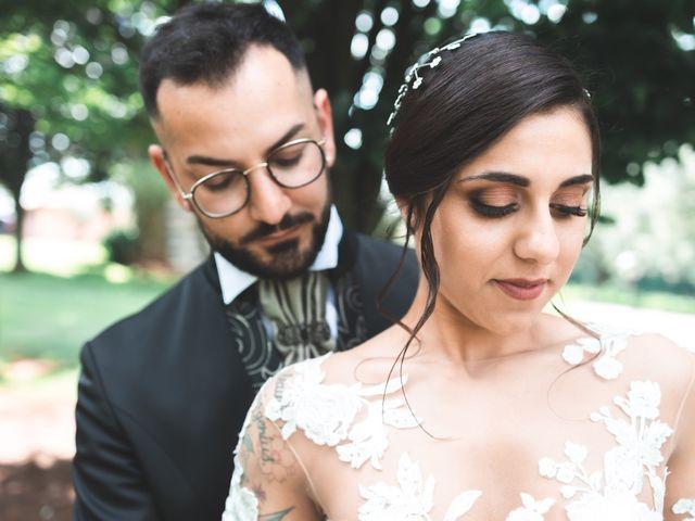 Il matrimonio di Radu e Gessica a Ceprano, Frosinone 30