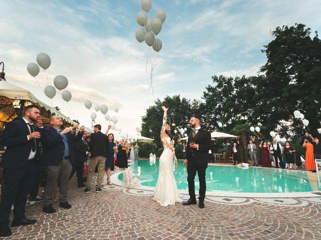 Il matrimonio di Radu e Gessica a Ceprano, Frosinone 38