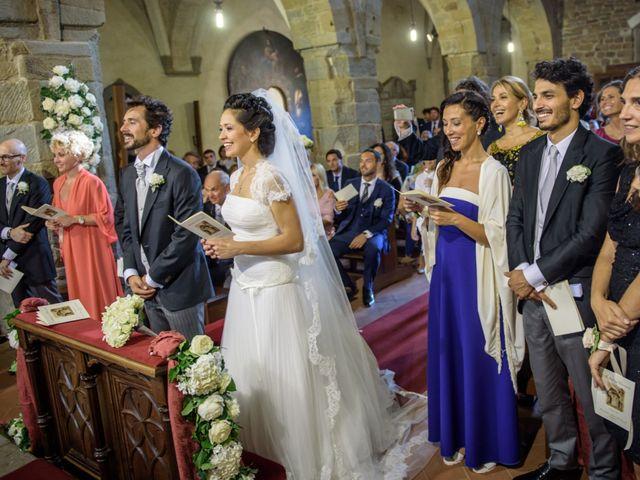 Il matrimonio di Michele e Eleonora a Prato, Prato 22