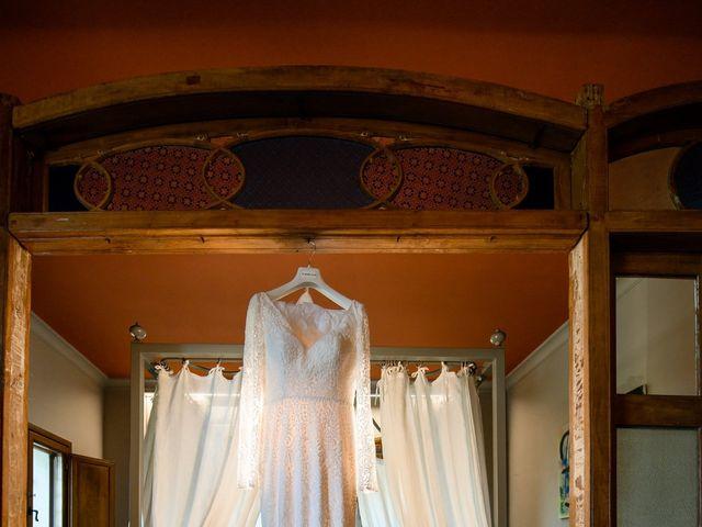 Il matrimonio di Gianluca e Letizia a Montespertoli, Firenze 3