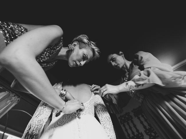 Il matrimonio di Gianluca e Letizia a Montespertoli, Firenze 8