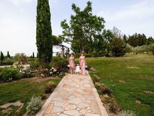 Il matrimonio di Gianluca e Letizia a Montespertoli, Firenze 15