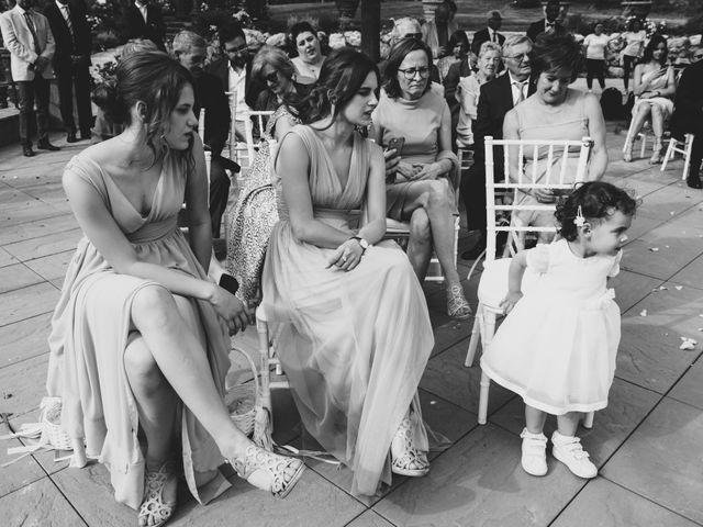Il matrimonio di Gianluca e Letizia a Montespertoli, Firenze 20