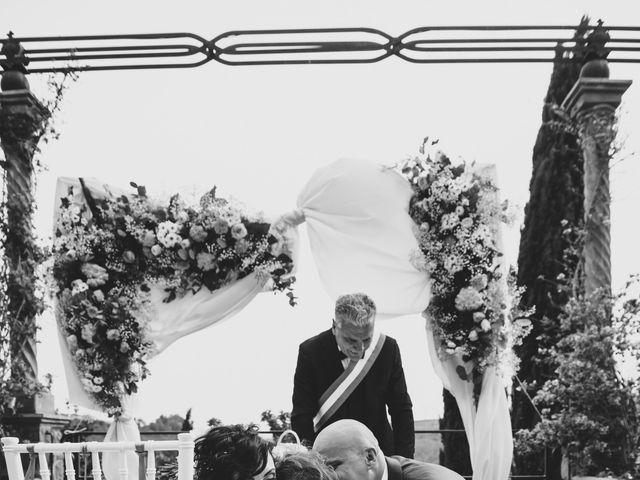 Il matrimonio di Gianluca e Letizia a Montespertoli, Firenze 23