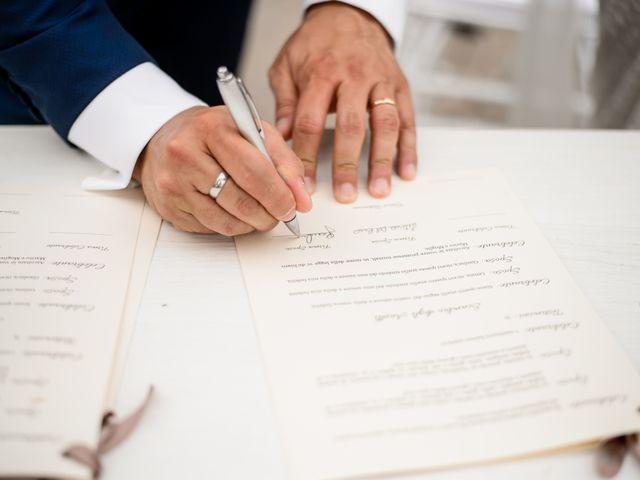 Il matrimonio di Gianluca e Letizia a Montespertoli, Firenze 25