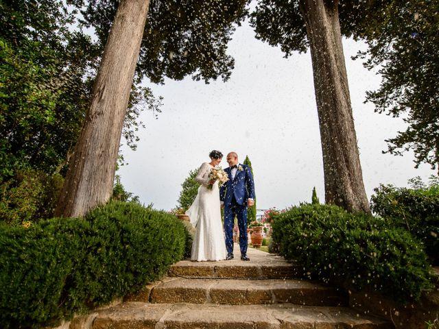 Il matrimonio di Gianluca e Letizia a Montespertoli, Firenze 29