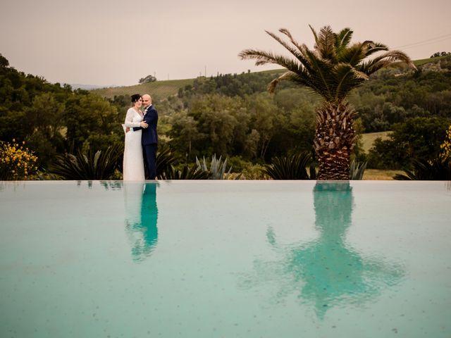 Il matrimonio di Gianluca e Letizia a Montespertoli, Firenze 30