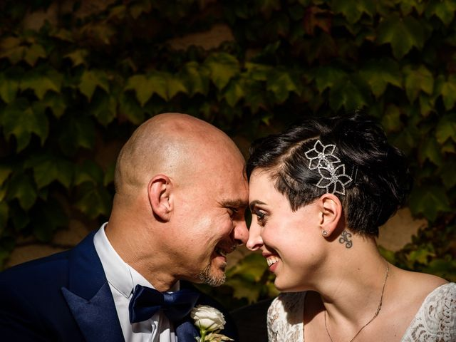 Il matrimonio di Gianluca e Letizia a Montespertoli, Firenze 31