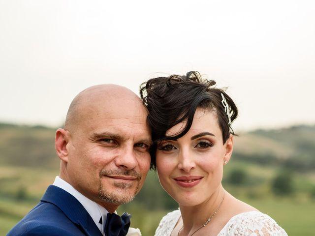 Il matrimonio di Gianluca e Letizia a Montespertoli, Firenze 33