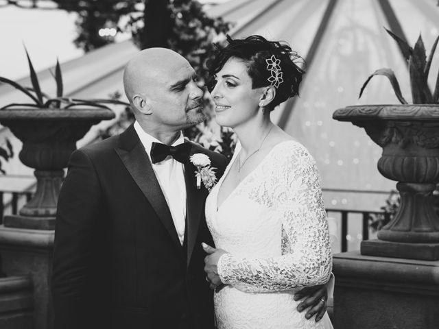 Il matrimonio di Gianluca e Letizia a Montespertoli, Firenze 34