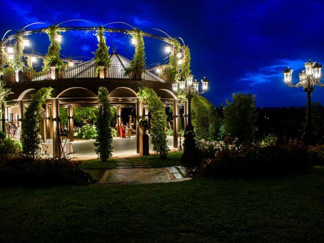 Il matrimonio di Gianluca e Letizia a Montespertoli, Firenze 49