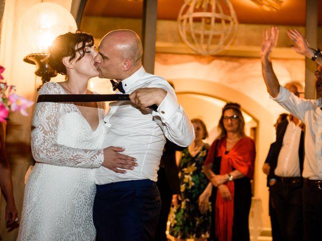 Il matrimonio di Gianluca e Letizia a Montespertoli, Firenze 50