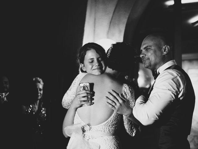 Il matrimonio di Gianluca e Letizia a Montespertoli, Firenze 51
