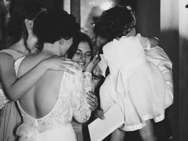 Il matrimonio di Gianluca e Letizia a Montespertoli, Firenze 52