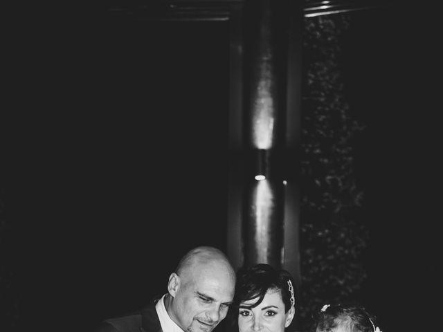 Il matrimonio di Gianluca e Letizia a Montespertoli, Firenze 53
