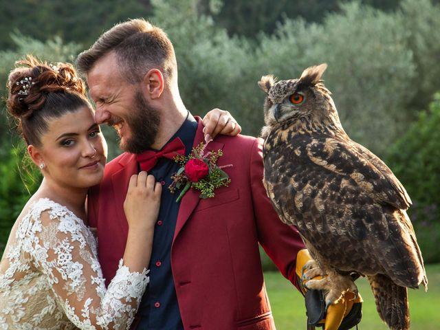 Il matrimonio di Michele e Giulia a Breno, Brescia 7