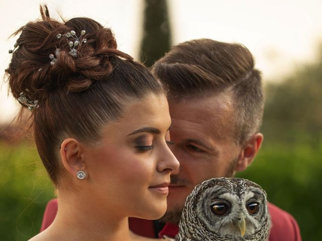Il matrimonio di Michele e Giulia a Breno, Brescia 9