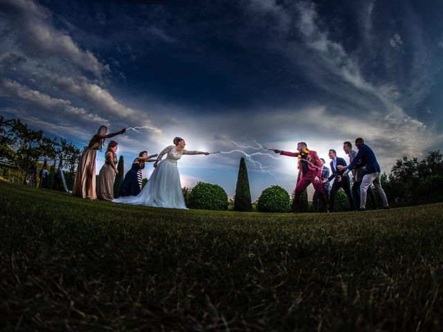 Il matrimonio di Michele e Giulia a Breno, Brescia 12