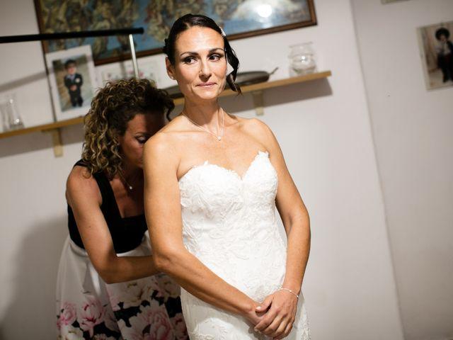Il matrimonio di Walter e Daniela a Monte Argentario, Grosseto 7