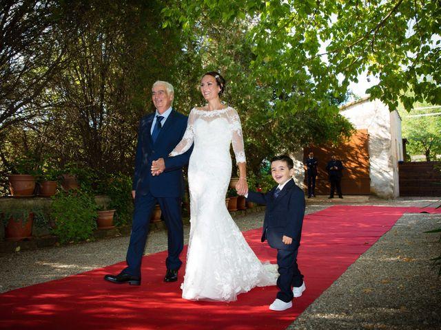 Il matrimonio di Walter e Daniela a Monte Argentario, Grosseto 10