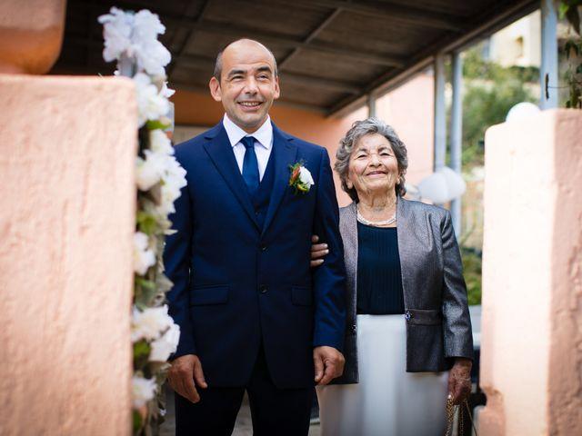 Il matrimonio di Walter e Daniela a Monte Argentario, Grosseto 11