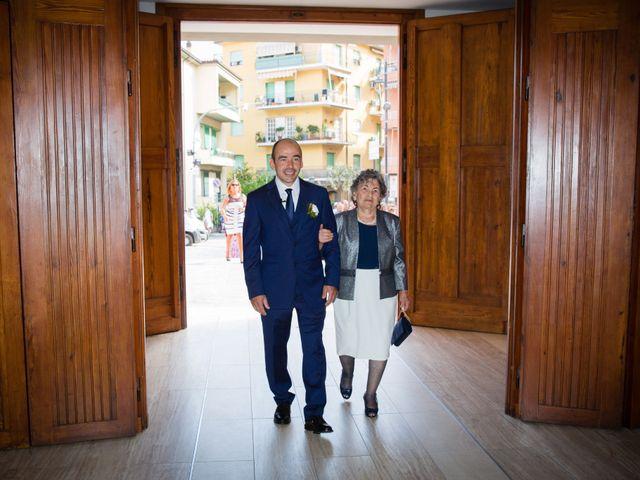 Il matrimonio di Walter e Daniela a Monte Argentario, Grosseto 13