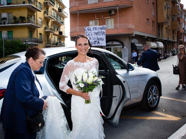 Il matrimonio di Walter e Daniela a Monte Argentario, Grosseto 15
