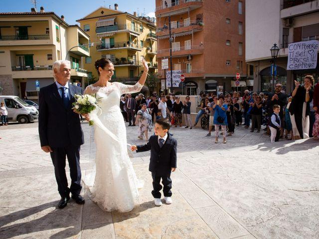 Il matrimonio di Walter e Daniela a Monte Argentario, Grosseto 16