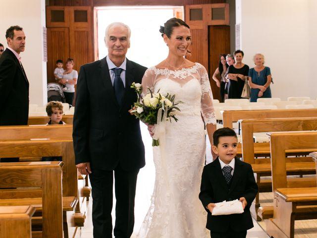 Il matrimonio di Walter e Daniela a Monte Argentario, Grosseto 17
