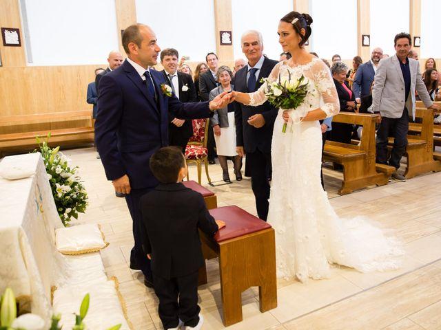 Il matrimonio di Walter e Daniela a Monte Argentario, Grosseto 18