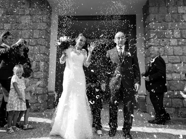 Il matrimonio di Walter e Daniela a Monte Argentario, Grosseto 24