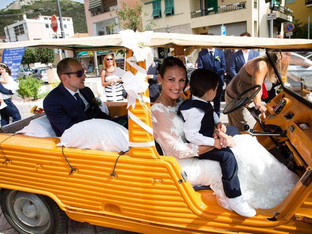 Il matrimonio di Walter e Daniela a Monte Argentario, Grosseto 25