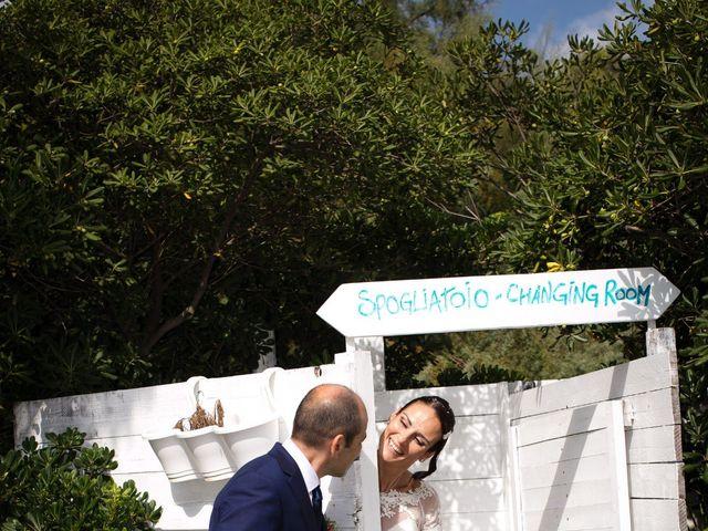 Il matrimonio di Walter e Daniela a Monte Argentario, Grosseto 29