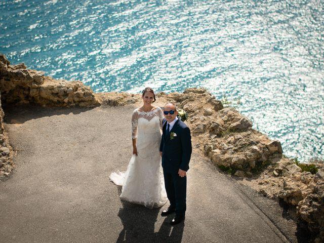 Il matrimonio di Walter e Daniela a Monte Argentario, Grosseto 30