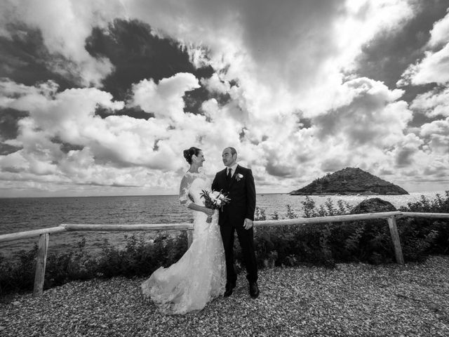 Il matrimonio di Walter e Daniela a Monte Argentario, Grosseto 31