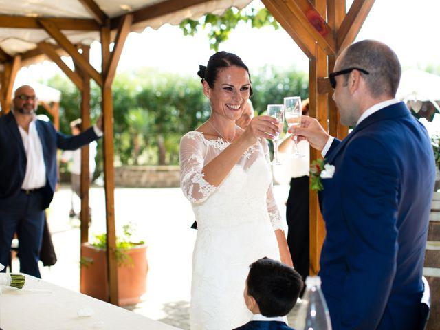Il matrimonio di Walter e Daniela a Monte Argentario, Grosseto 33