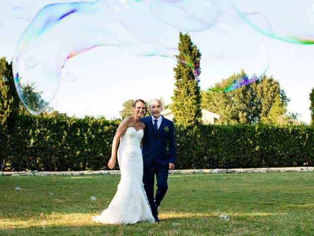 Il matrimonio di Walter e Daniela a Monte Argentario, Grosseto 1