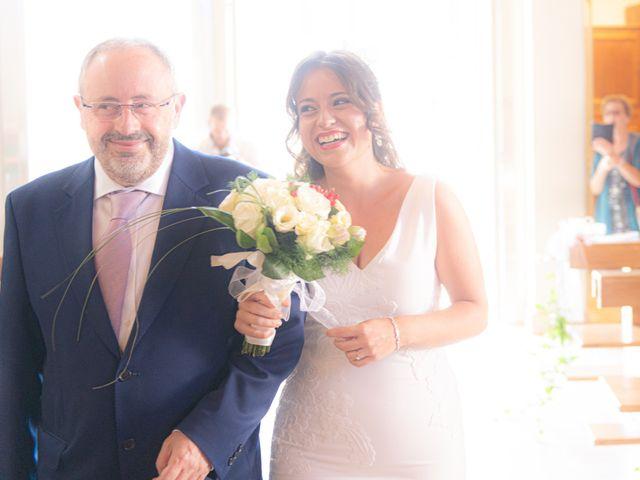 Il matrimonio di Alessandro e Ana a Pisa, Pisa 9