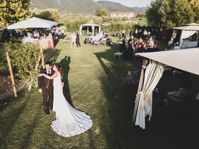 Il matrimonio di Alessandro e Ana a Pisa, Pisa 22