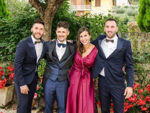 Il matrimonio di Claude  e Alessia a Fabriano, Ancona 4