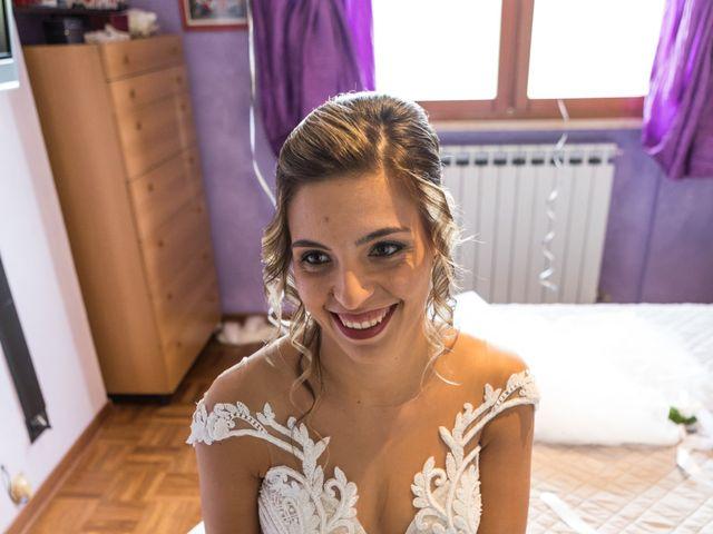 Il matrimonio di Claude  e Alessia a Fabriano, Ancona 6