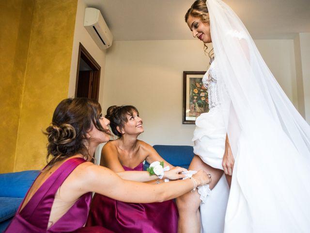 Il matrimonio di Claude  e Alessia a Fabriano, Ancona 8