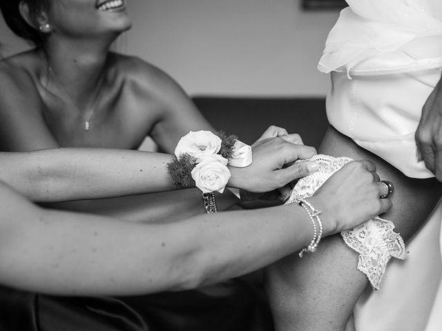 Il matrimonio di Claude  e Alessia a Fabriano, Ancona 9