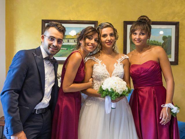 Il matrimonio di Claude  e Alessia a Fabriano, Ancona 10