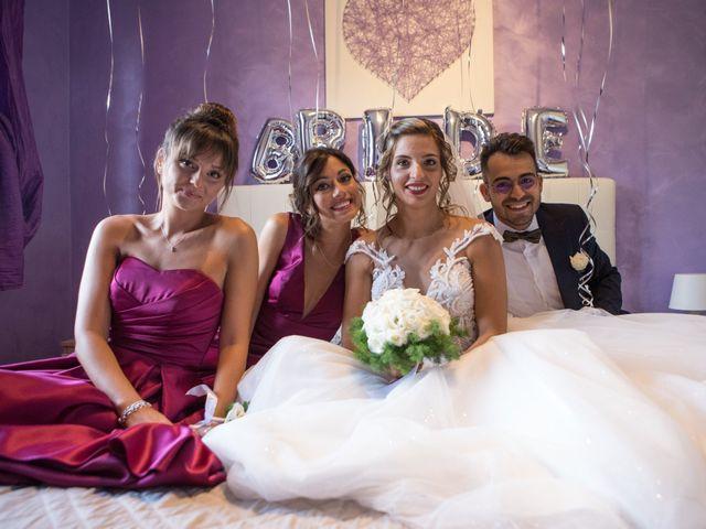Il matrimonio di Claude  e Alessia a Fabriano, Ancona 11