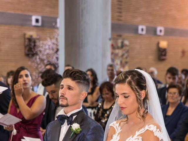 Il matrimonio di Claude  e Alessia a Fabriano, Ancona 14