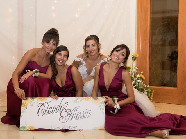 Il matrimonio di Claude  e Alessia a Fabriano, Ancona 25