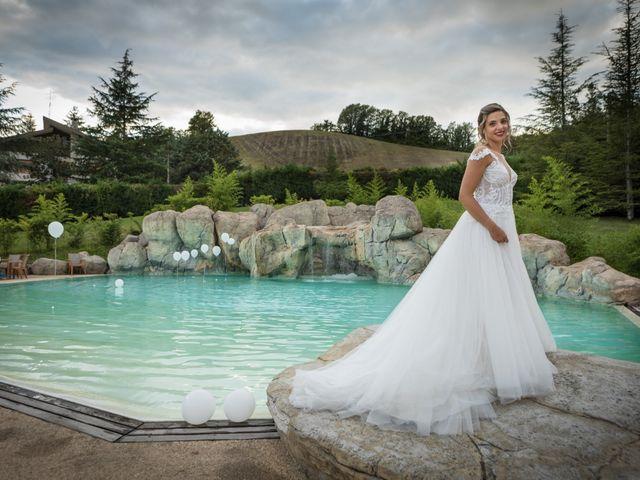 Il matrimonio di Claude  e Alessia a Fabriano, Ancona 28
