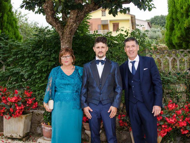 Il matrimonio di Claude  e Alessia a Fabriano, Ancona 30