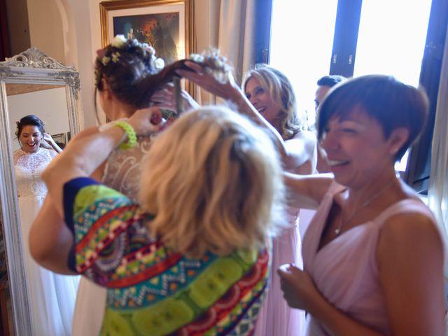 Il matrimonio di Rosamaria e Matteo a Cisternino, Brindisi 5